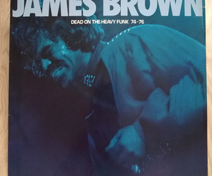James brovn - dead on heavy funk 74-76